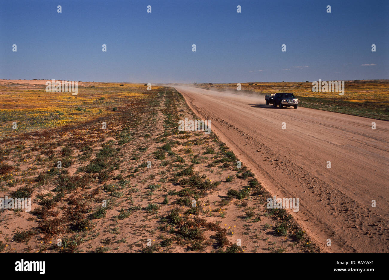 Strzelecki Australia  city images : Strzelecki Track, Outback Australia Stock Photo, Royalty Free Image ...