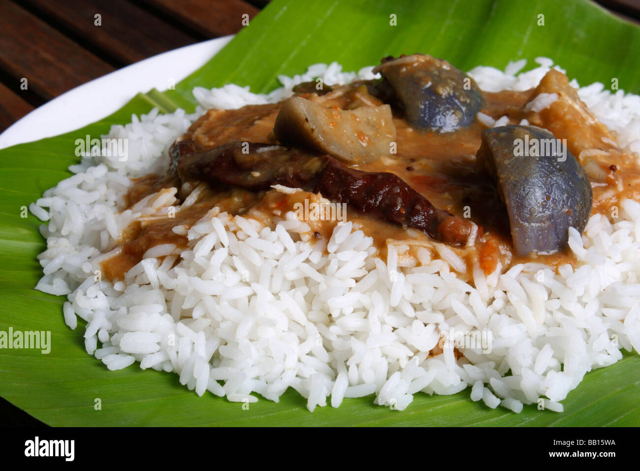 Brinjal Sambar Is A South Indian Dal Recipe Made Of Brinjal And
