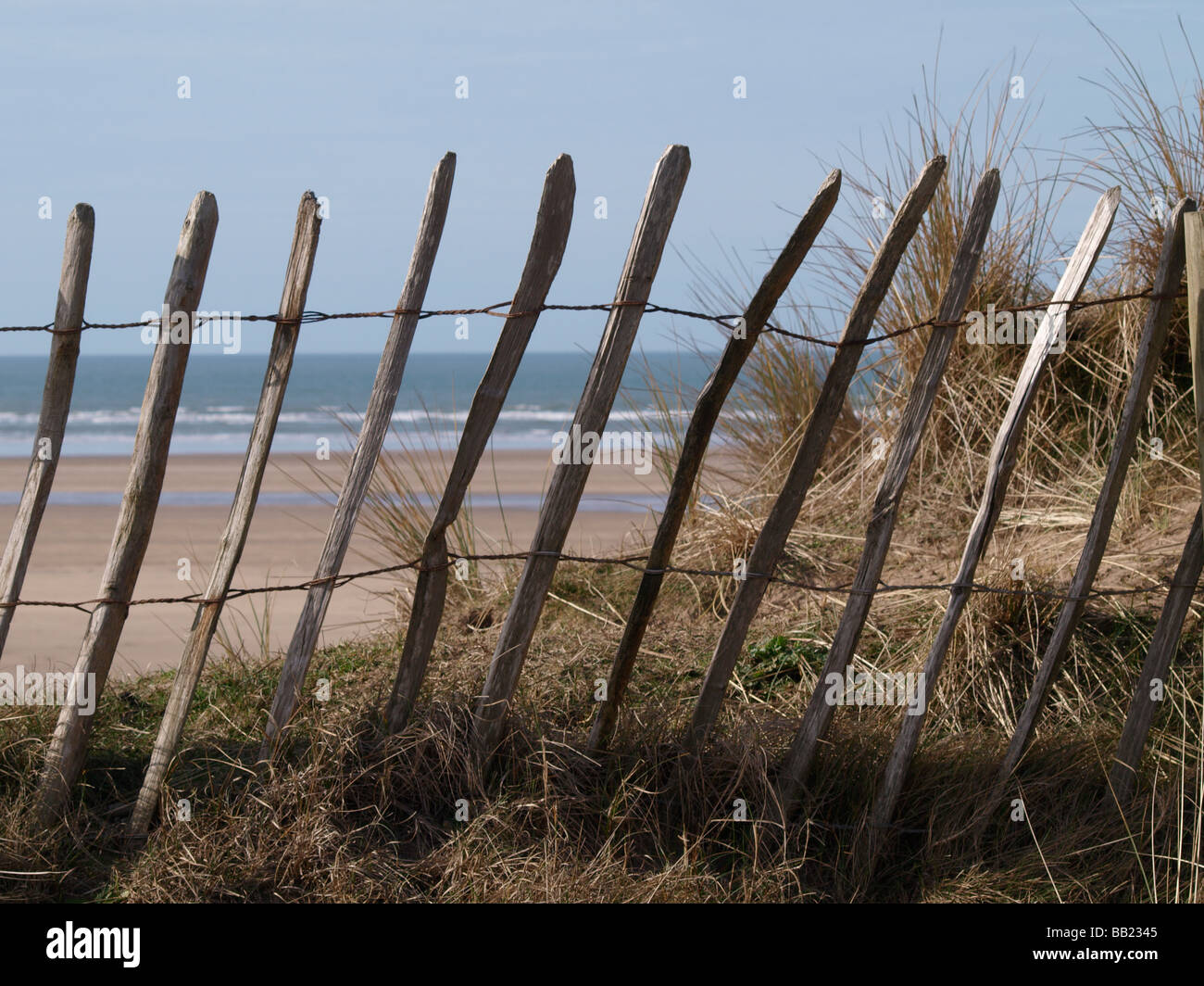 Uncategorized Old Fencing old wooden fence fencing off the sand dunes from beach stock beach