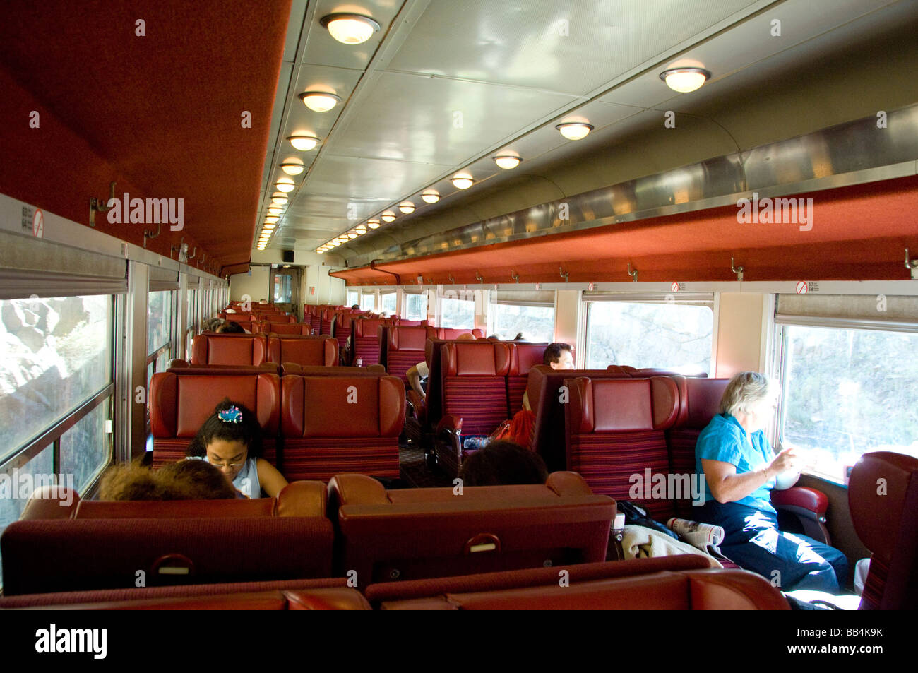 colorado canon city royal gorge railroad typical passenger car stock photo royalty free. Black Bedroom Furniture Sets. Home Design Ideas