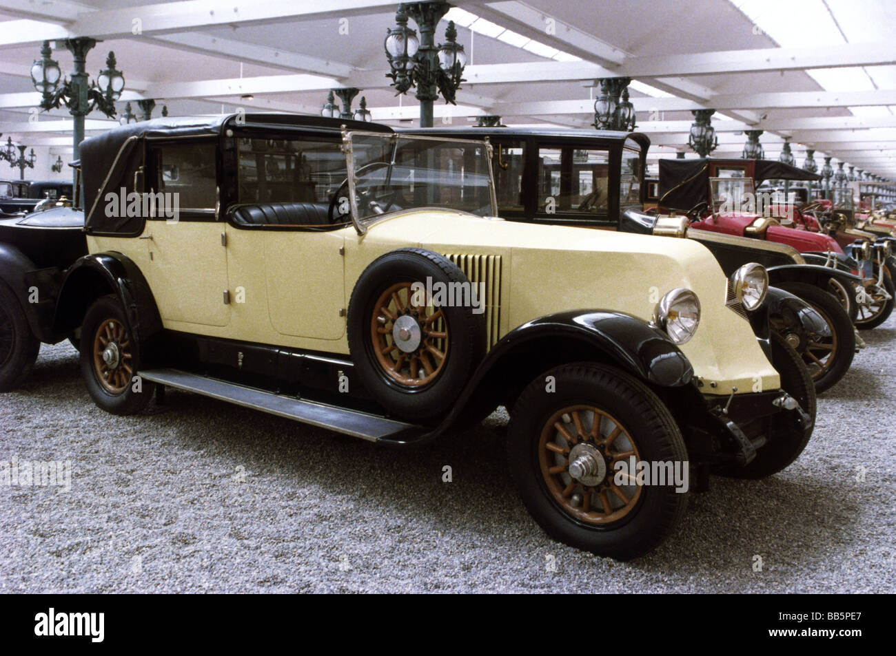 transport  transportation  cars  renault nm 40 cv  1924  collection stock photo  royalty free