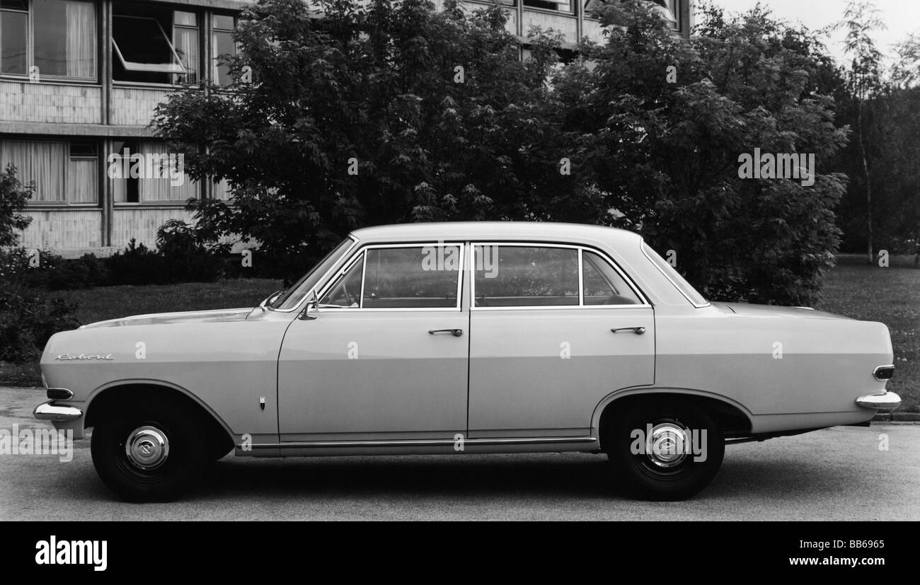 Transport Transportation Car Typ Opel Opel Rekord Sedan