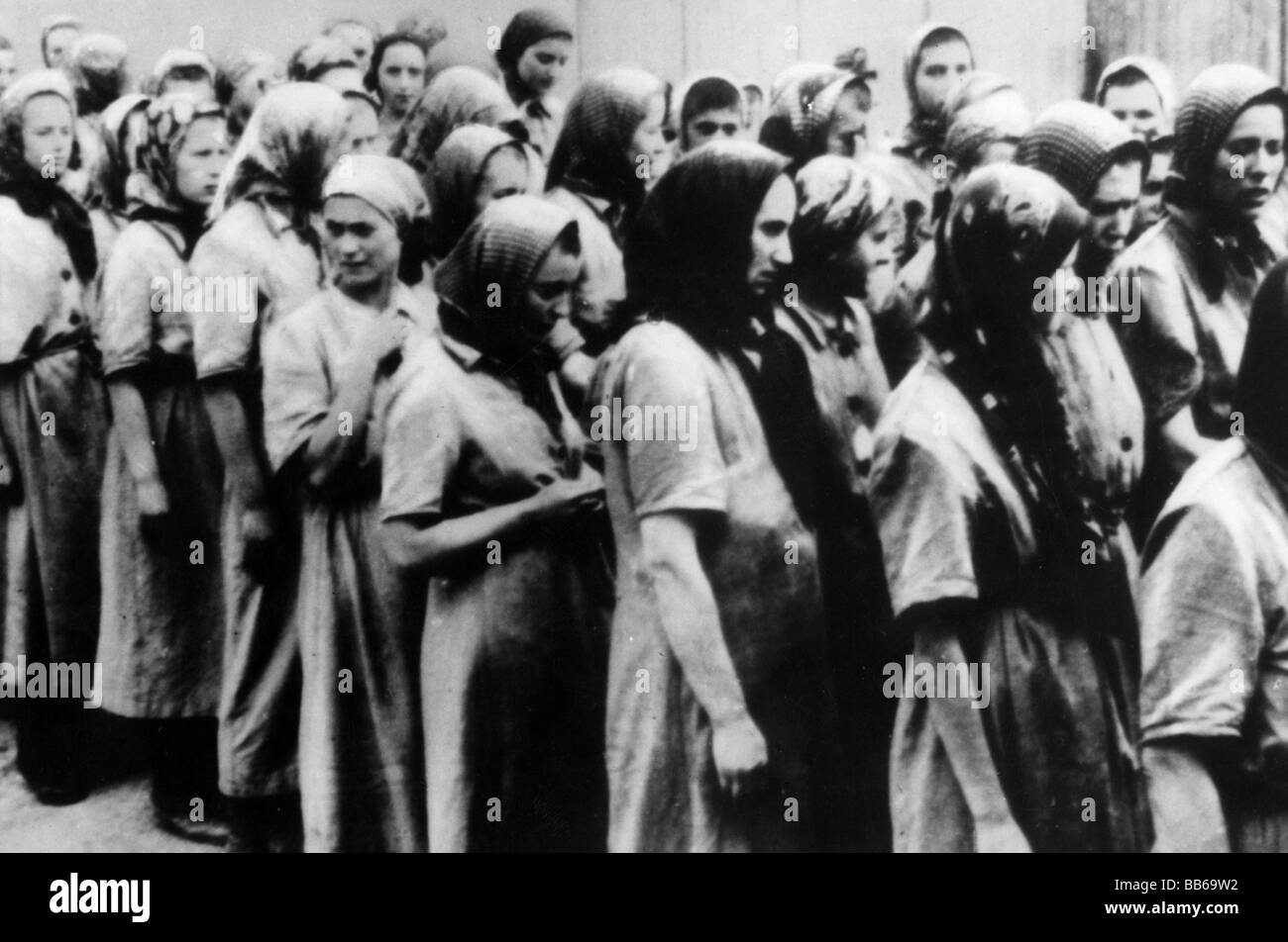 camp women Gender issues related to the nazi concentration camps and the holocaust what was the experience like for women how was this different.