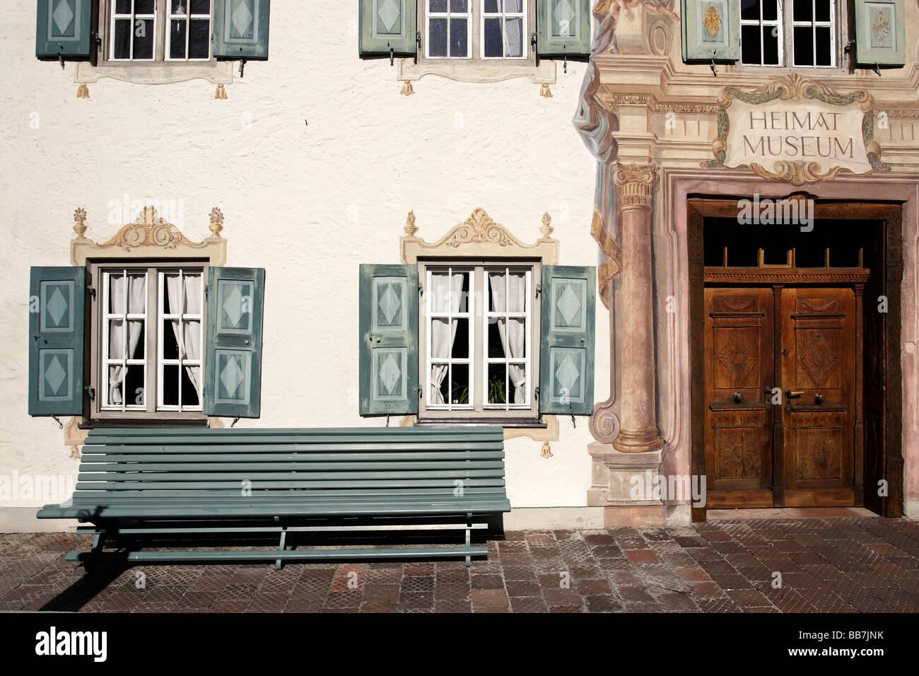 Heimat Museum the Regional Museum of Prien & Heimat Museum the Regional Museum of Prien Stock Photo Royalty Free ...