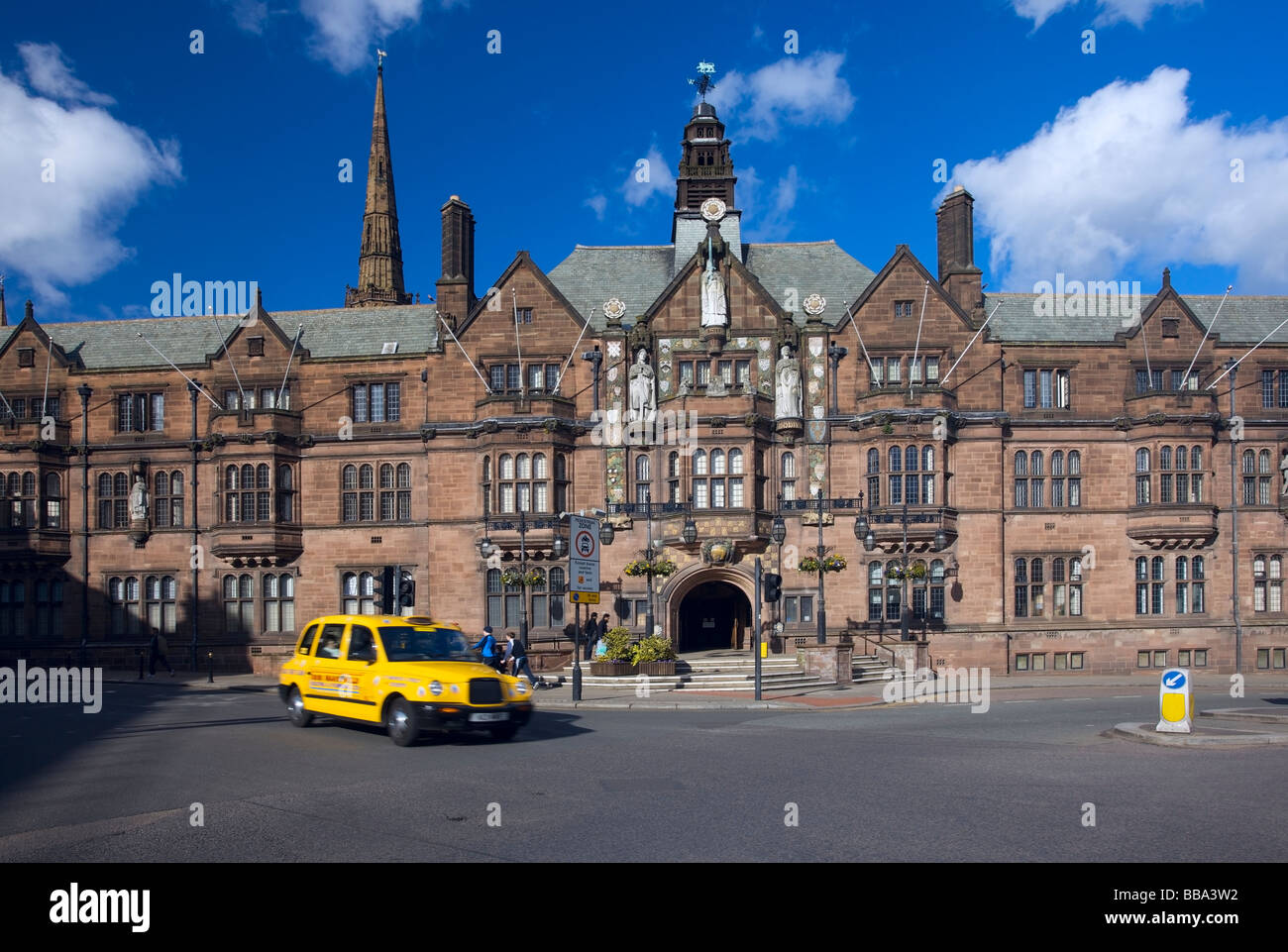 The coventry city council house in coventry west midlands for The coventry