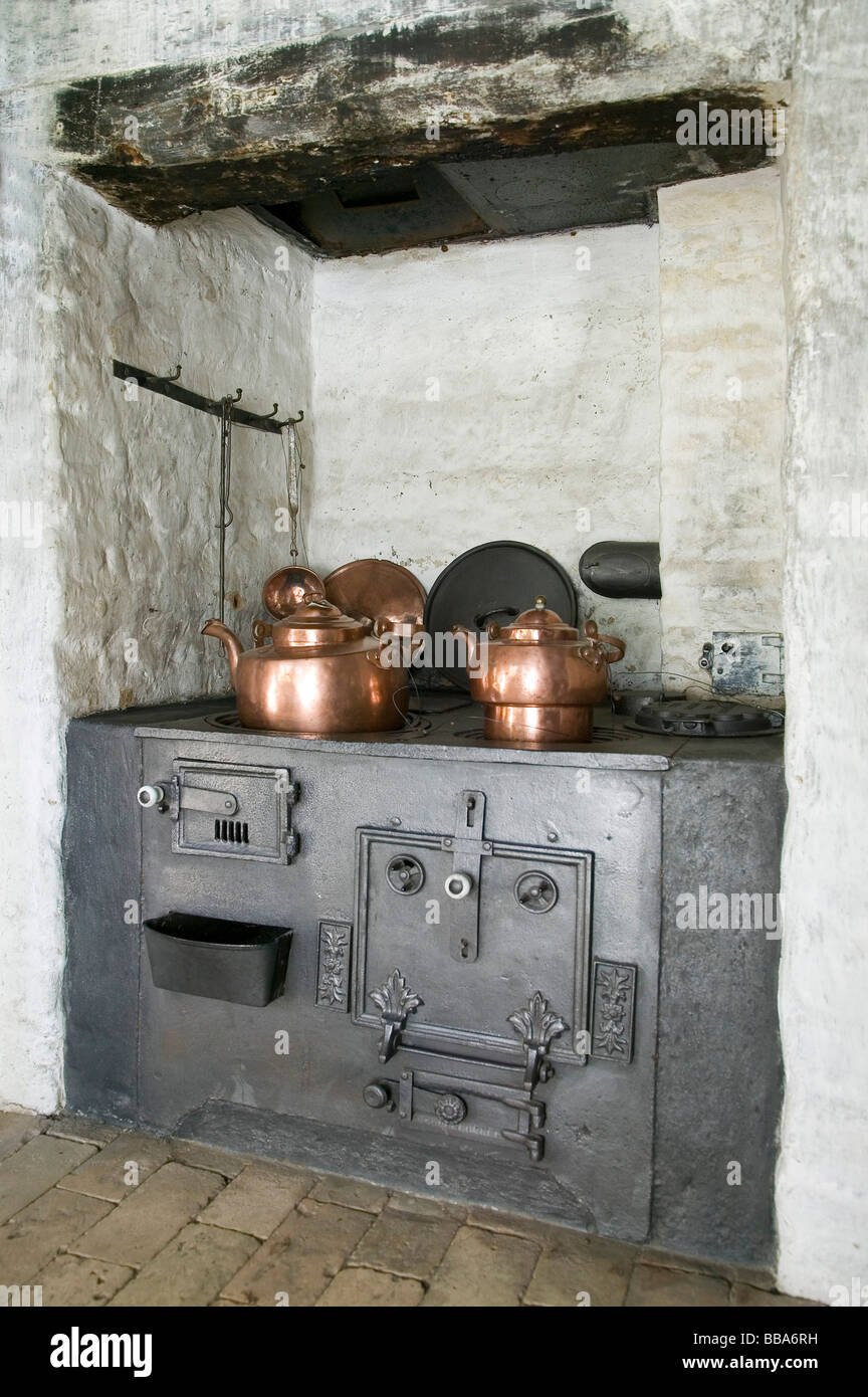 Old Kitchen Range