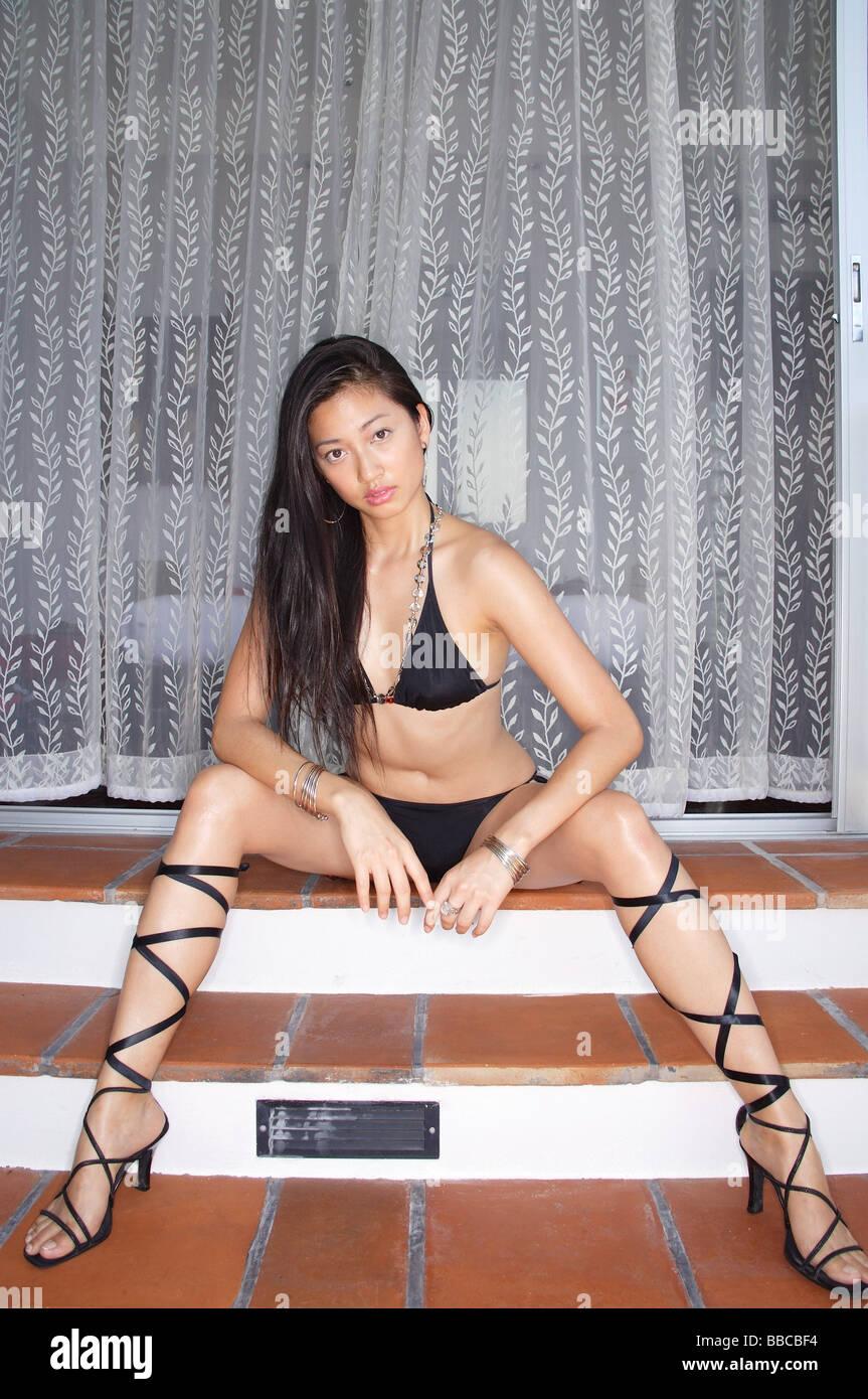 High Heels Bikini