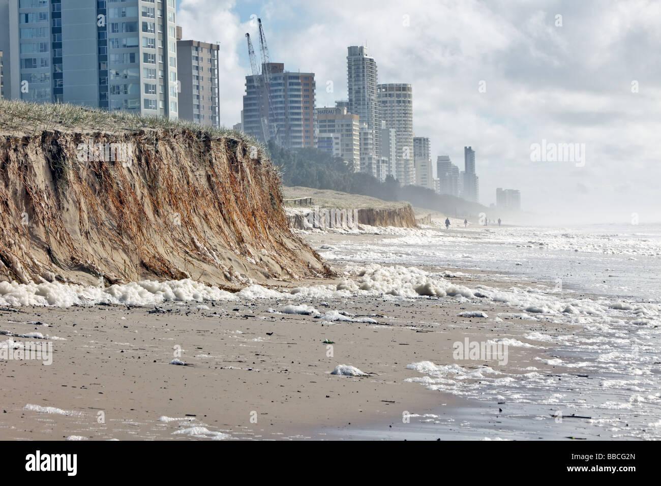 Miami Beach Gold Coast Erosion