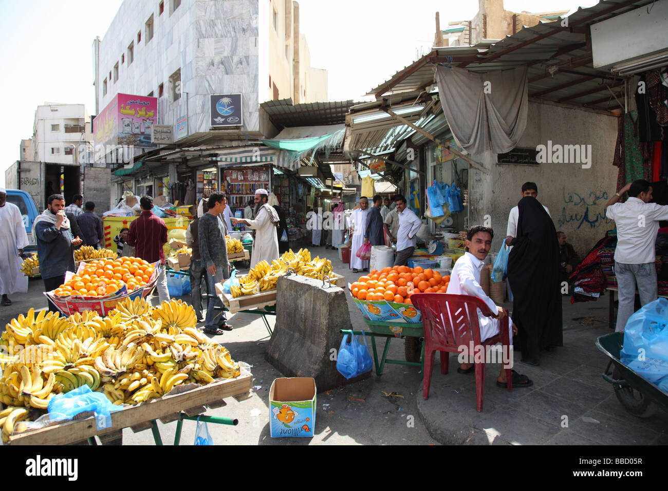 Traders in souk riyadh saudi arabia stock photo royalty for City indian dining ltd t a spice trader
