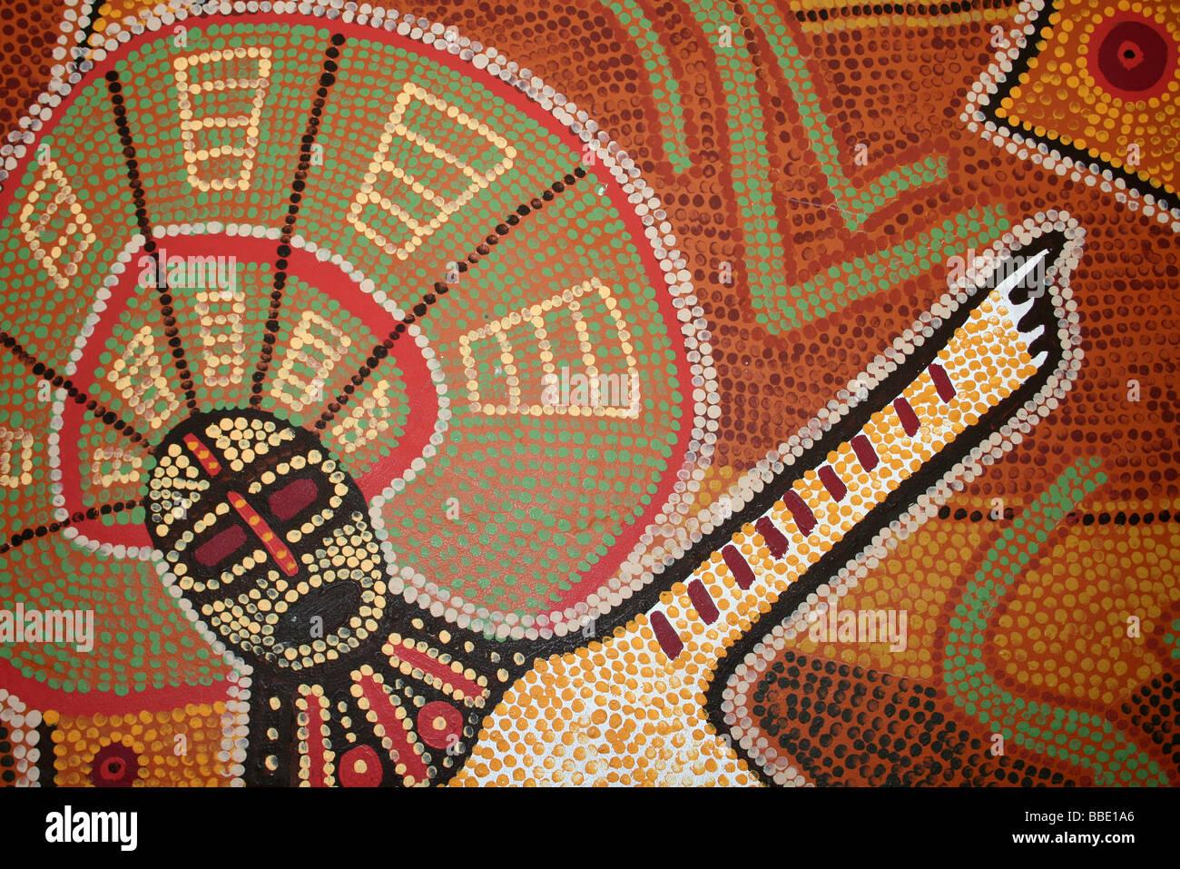 Aboriginal Dreamtime Story Stock Photos & Aboriginal Dreamtime ...