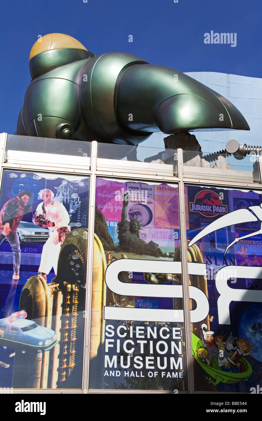 Superb Experience Music Project And Science Fiction Museum And Hall Of Fame;  Seattle Center, Seattle Amazing Pictures