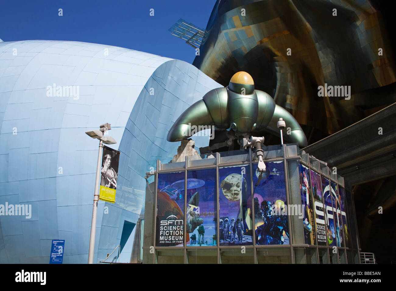 Nice Experience Music Project And Science Fiction Museum And Hall Of Fame;  Seattle Center, Seattle Gallery