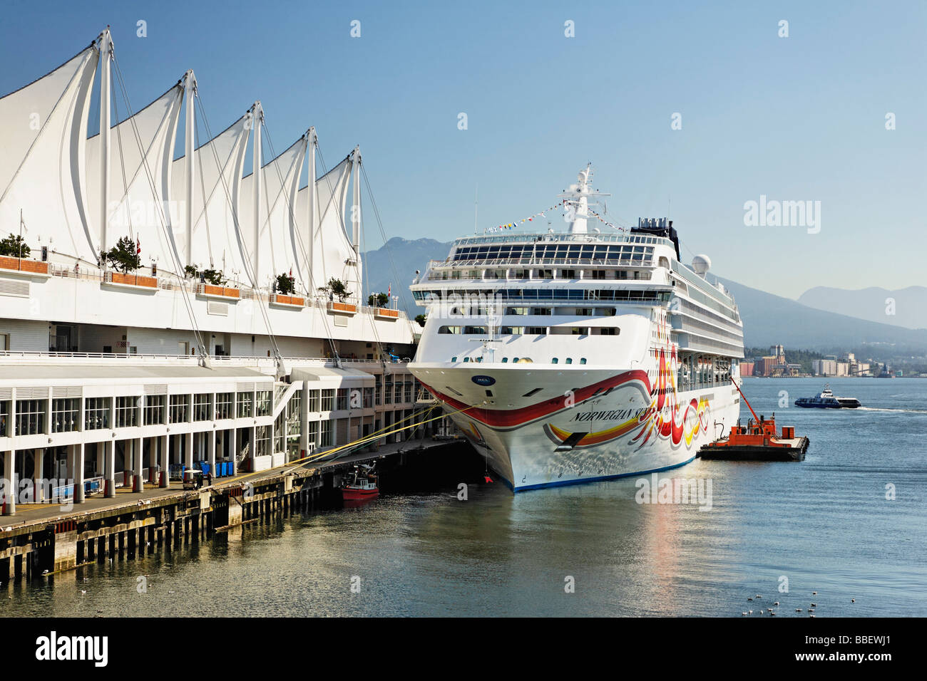 Canada Place A Major Vancouver Landmark Is Where Many Cruise Ships - How many cruise ships are there