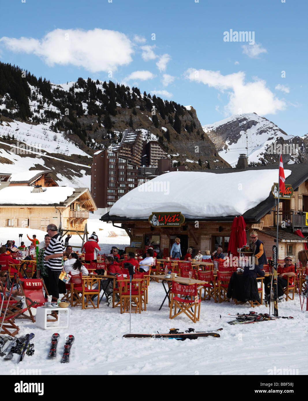 Morzine Ski Resort Ineedsnow Holiday Information For
