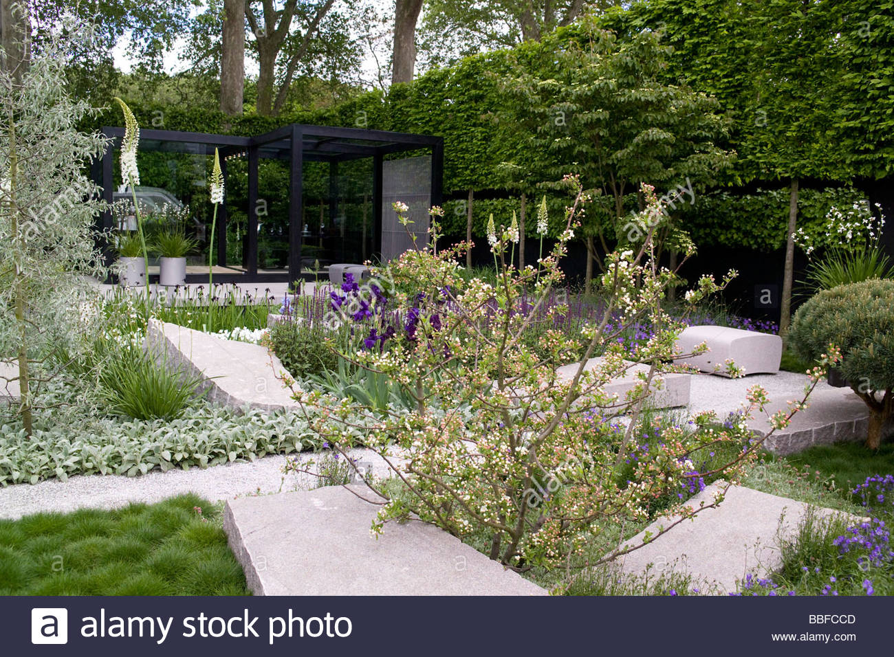 The daily telegraph garden gold medal best in show rhs chelsea stock photo royalty free - Chelsea flower show gold medal winners ...