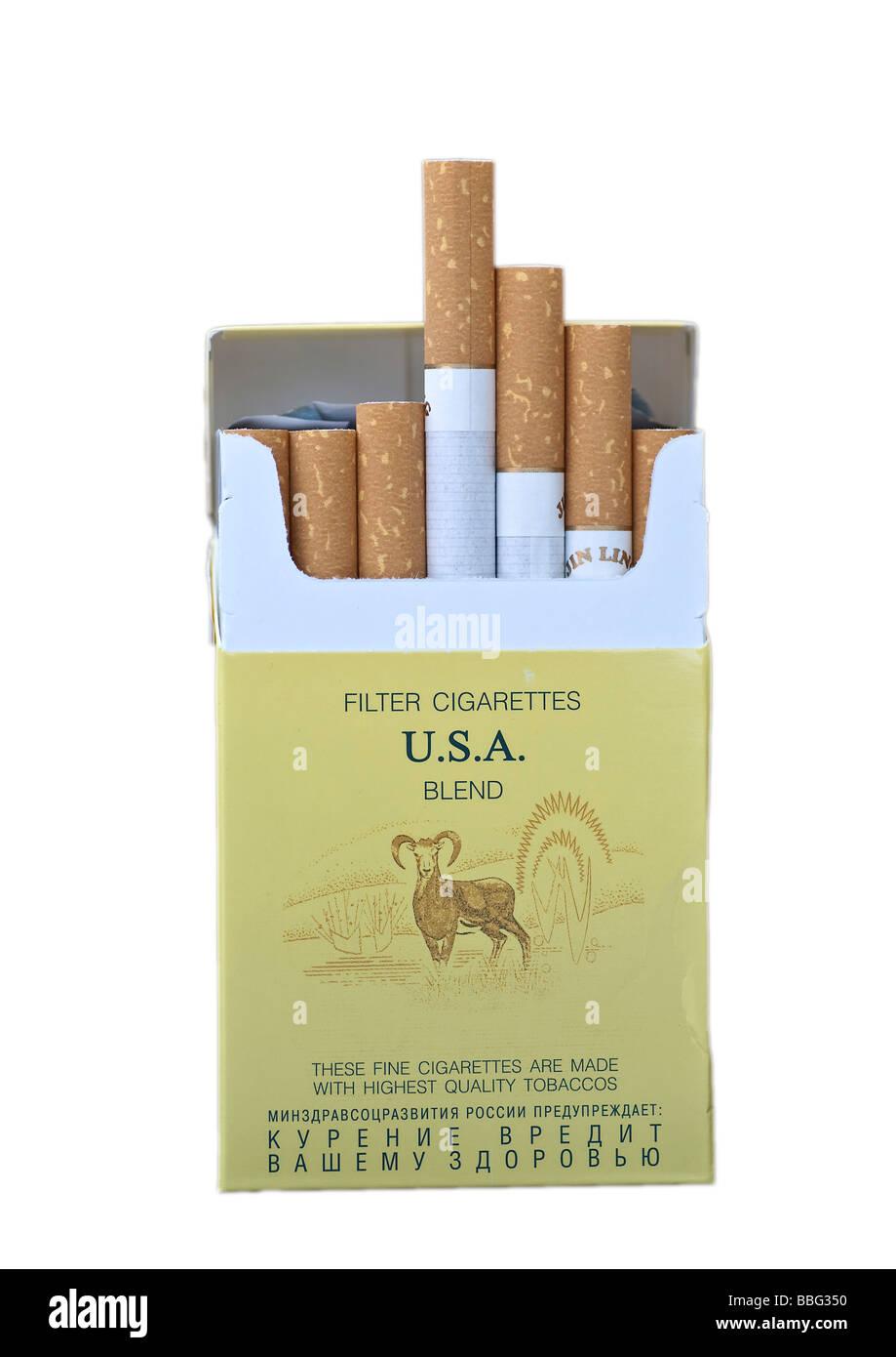 Cigarette brand x files