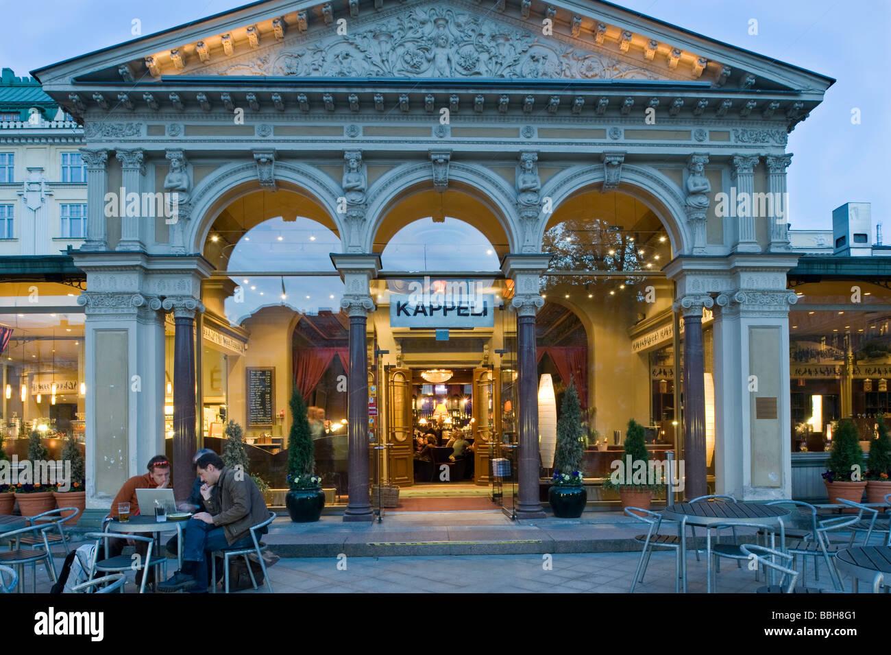 Central Park Restaurant Helsinki