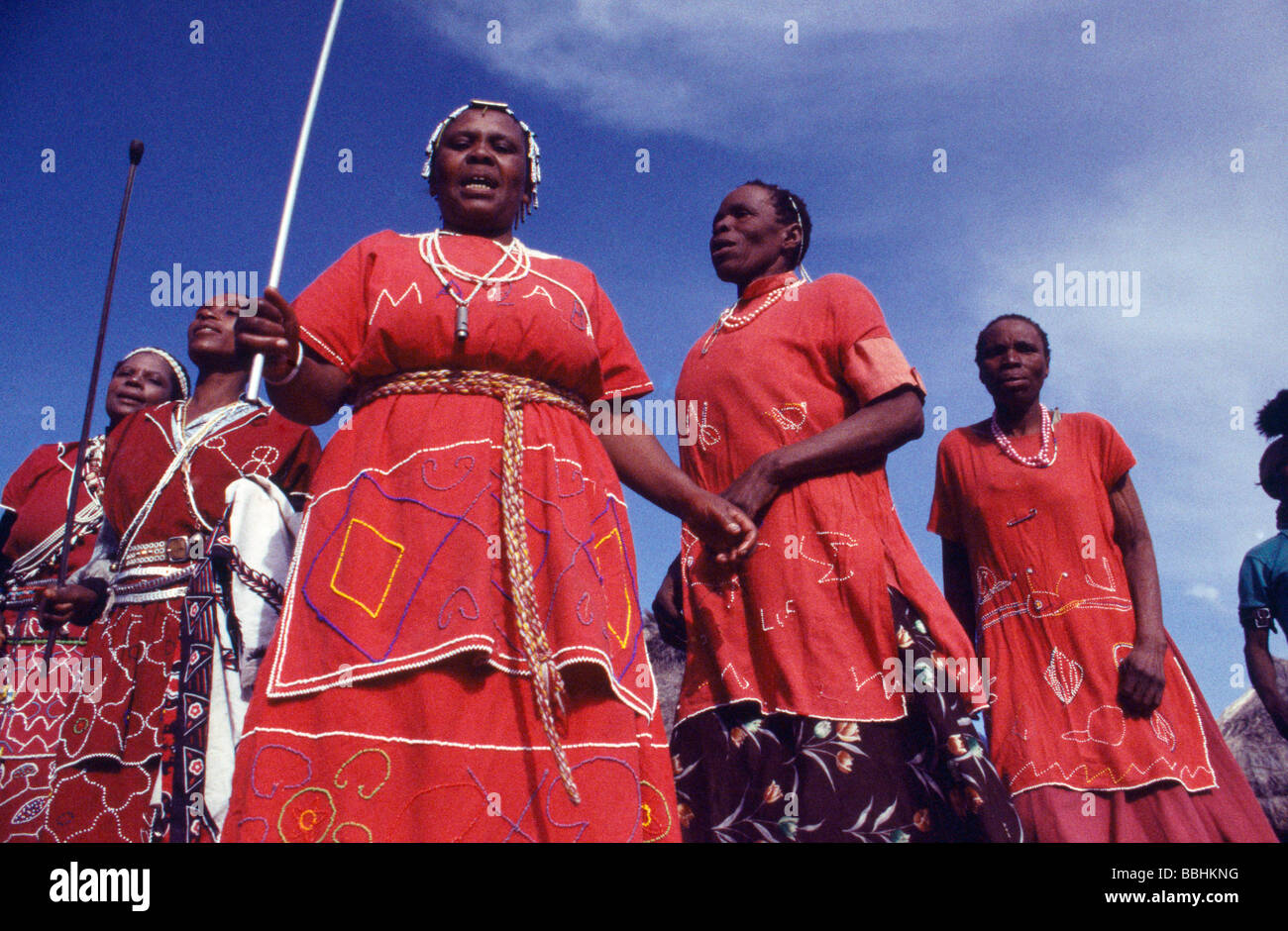 Basotho Women In Traditional Dress Lesotho Stock Photo, Picture And ...: www.alamy.com/stock-photo-basotho-women-in-traditional-dress...