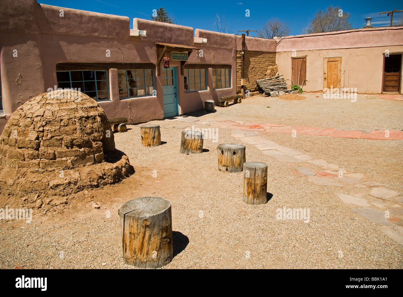 Kit Carson Home Taos New Mexico