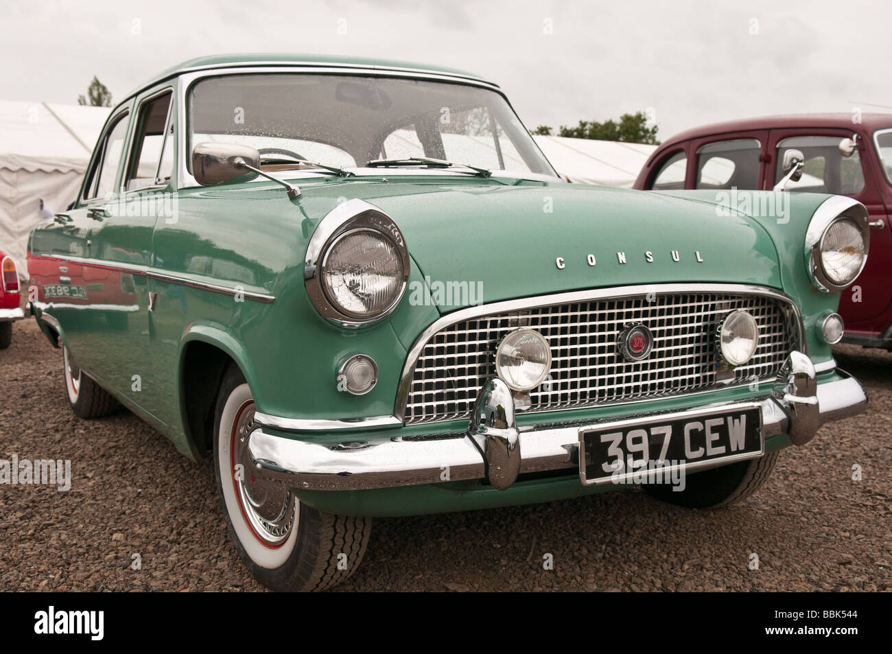 ford consul mark 1 made around 1951 1953 stock photo royalty free image 24392708 alamy. Black Bedroom Furniture Sets. Home Design Ideas