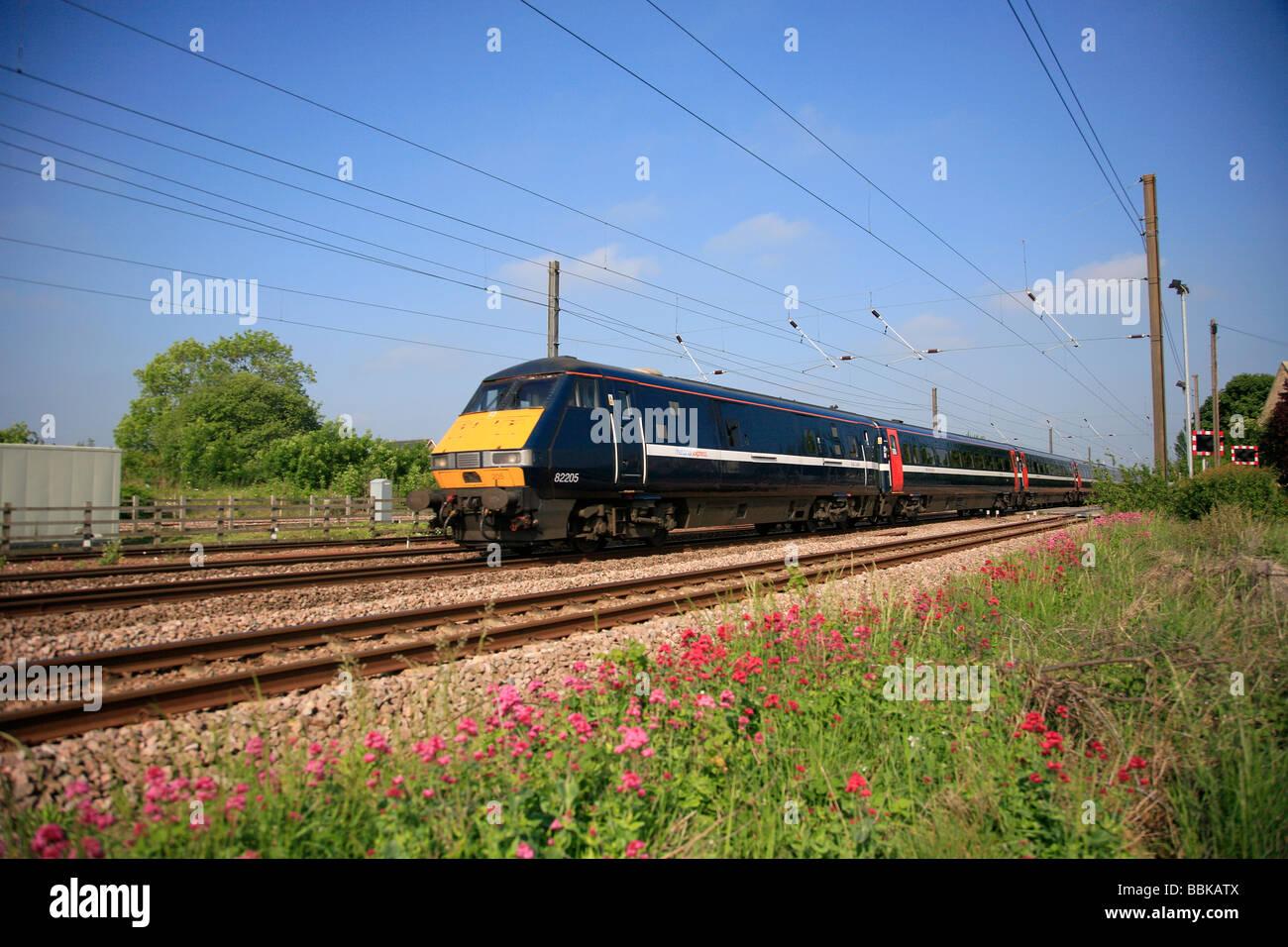train east coast