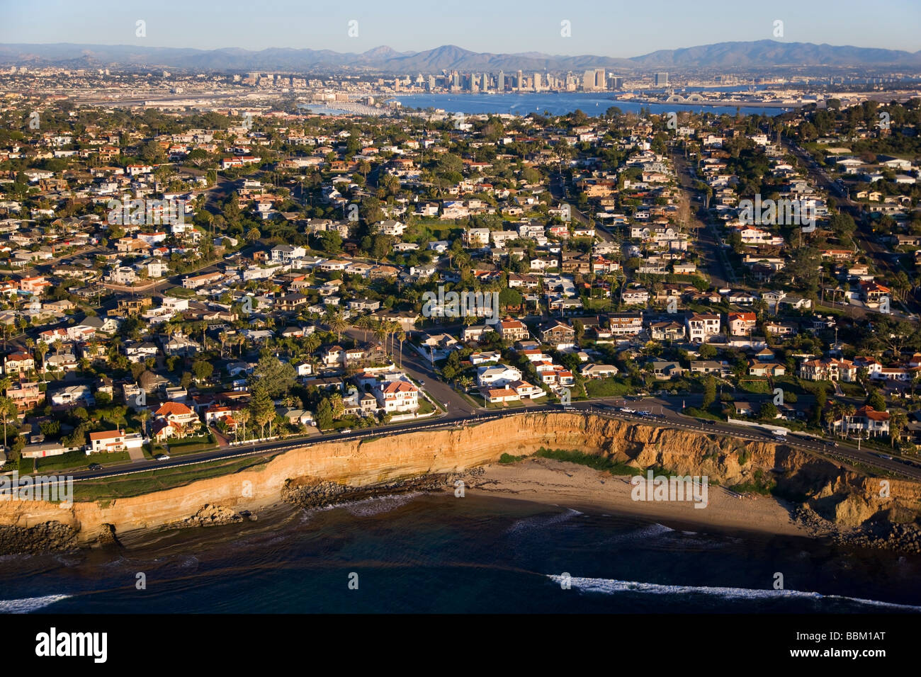 Sunset Cliffs Point Loma San Diego California