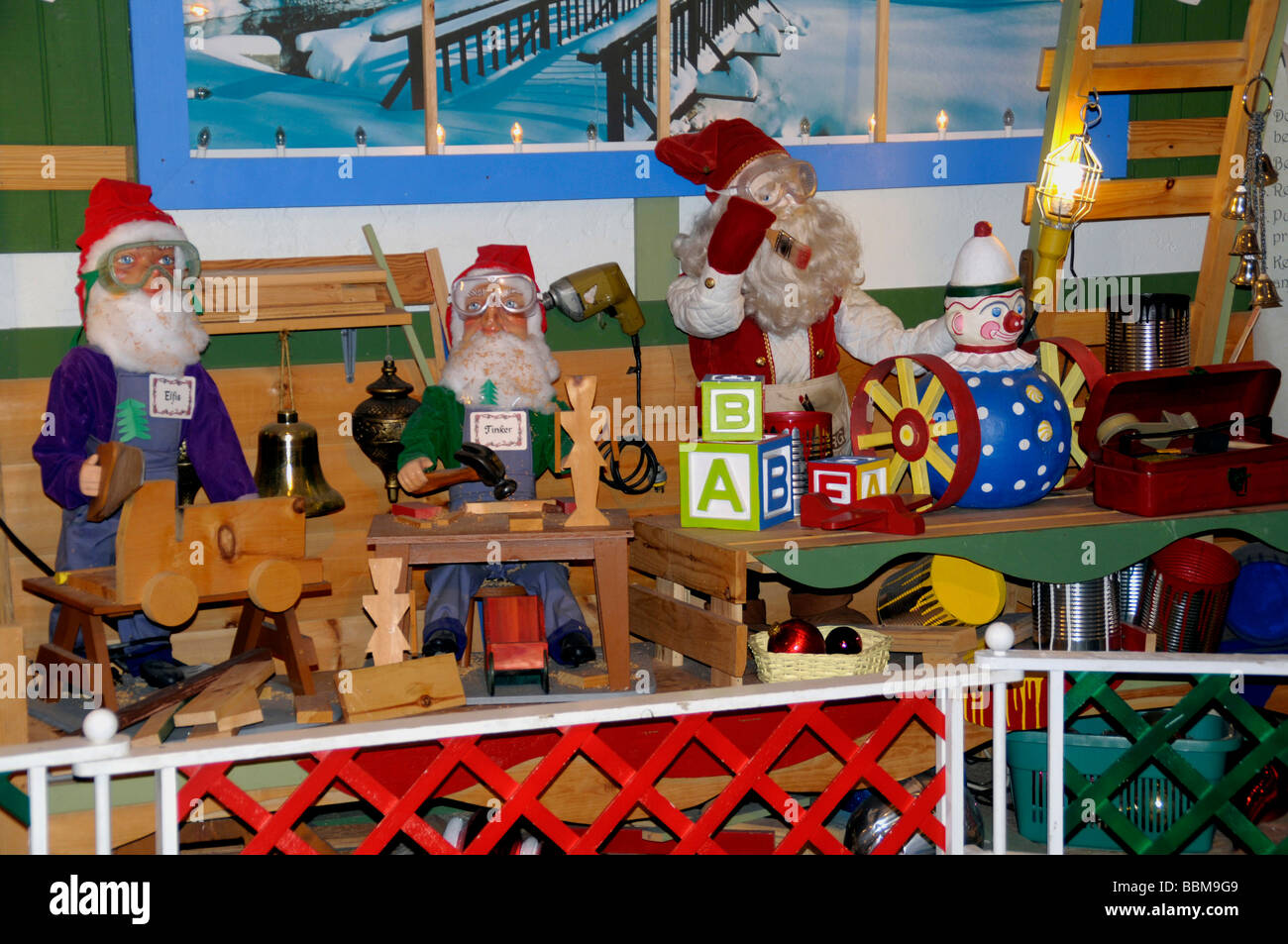 Christmas Decorations at Bonner Christmas store in Frankenmuth ...