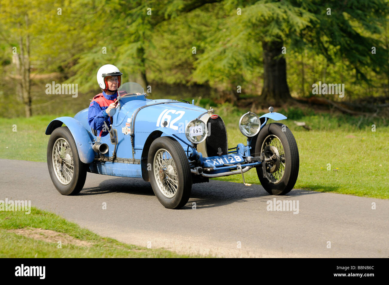 bugatti type 37 1926 1500cc wiscombe hill climb 10 may 2009 stock photo royalty free image. Black Bedroom Furniture Sets. Home Design Ideas