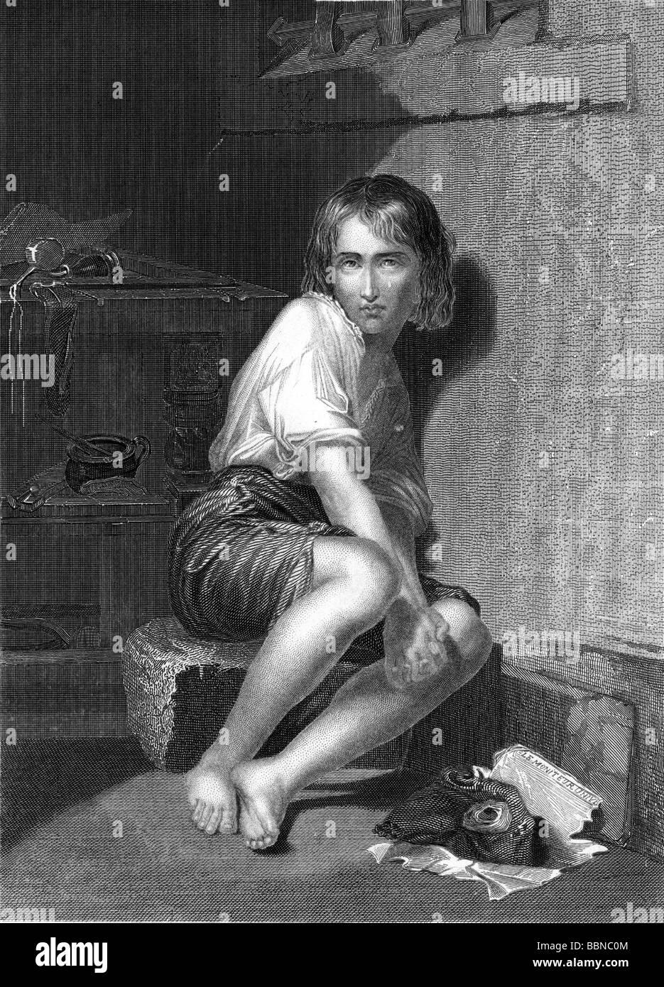 Louis xvii chair - Louis Xvii 27 3 1785 8 6 1795 Dauphin Of France