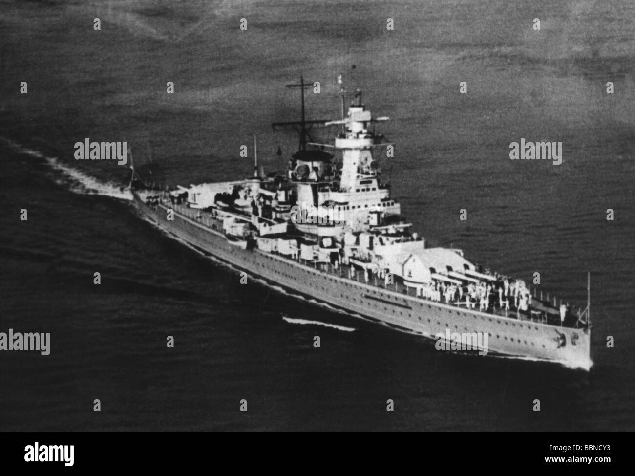 events, Second World War / WWII, naval warfare, German ...