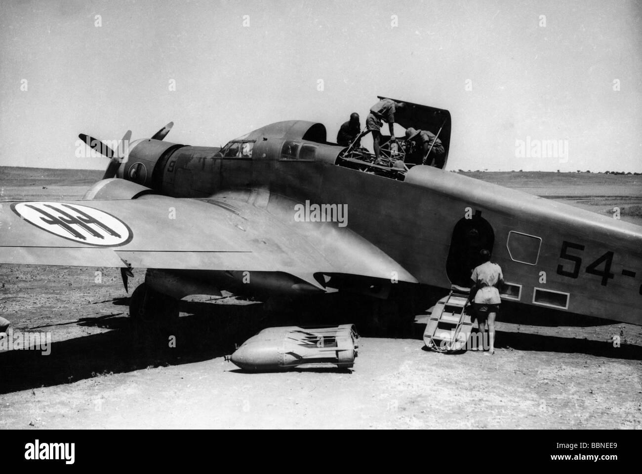 Savoia marchetti sm 79 gobba page 4 - Events Second World War Wwii Aerial Warfare Aircraft Italian Bomber Savoia