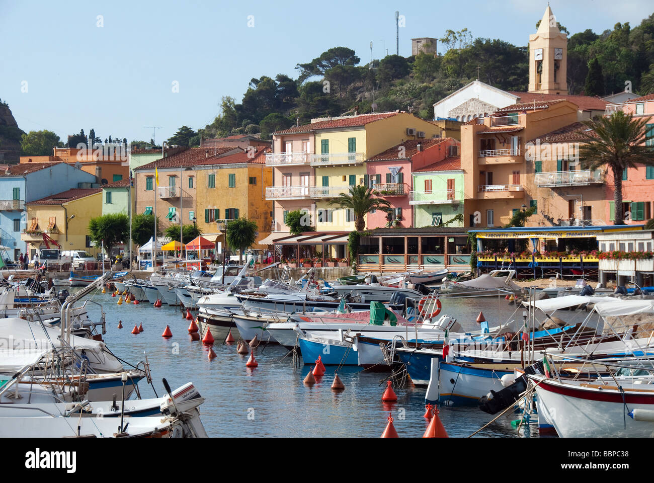 Week-end on Isola del Giglio - Vogue.it