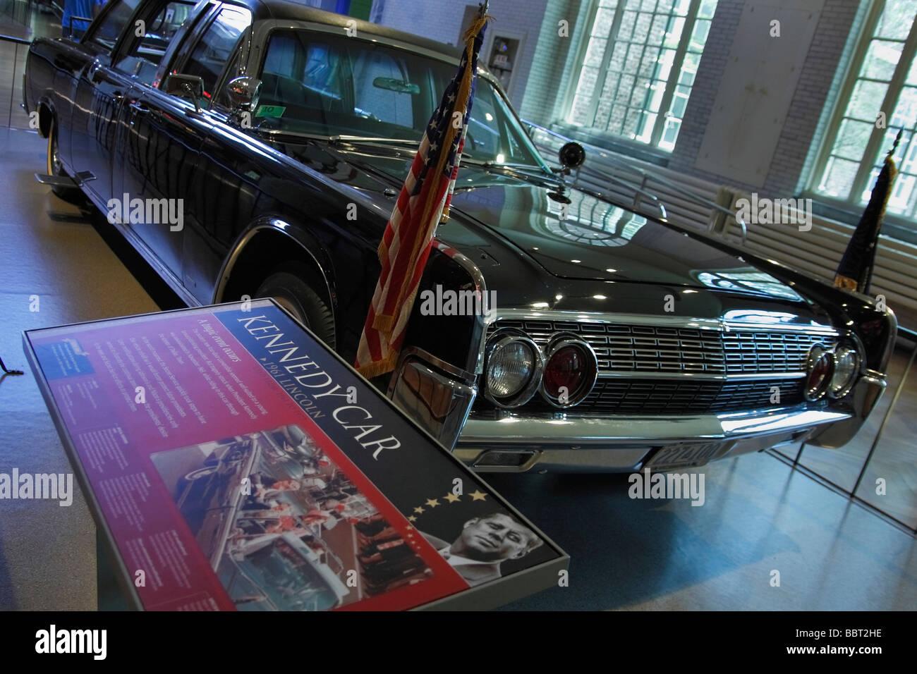 ford president car. 1961 lincoln antique ford henry museum historic john f kennedy old president presidential car n