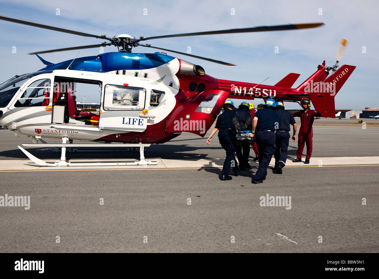 Air Ambulance Helicopter Emergency Responder Special
