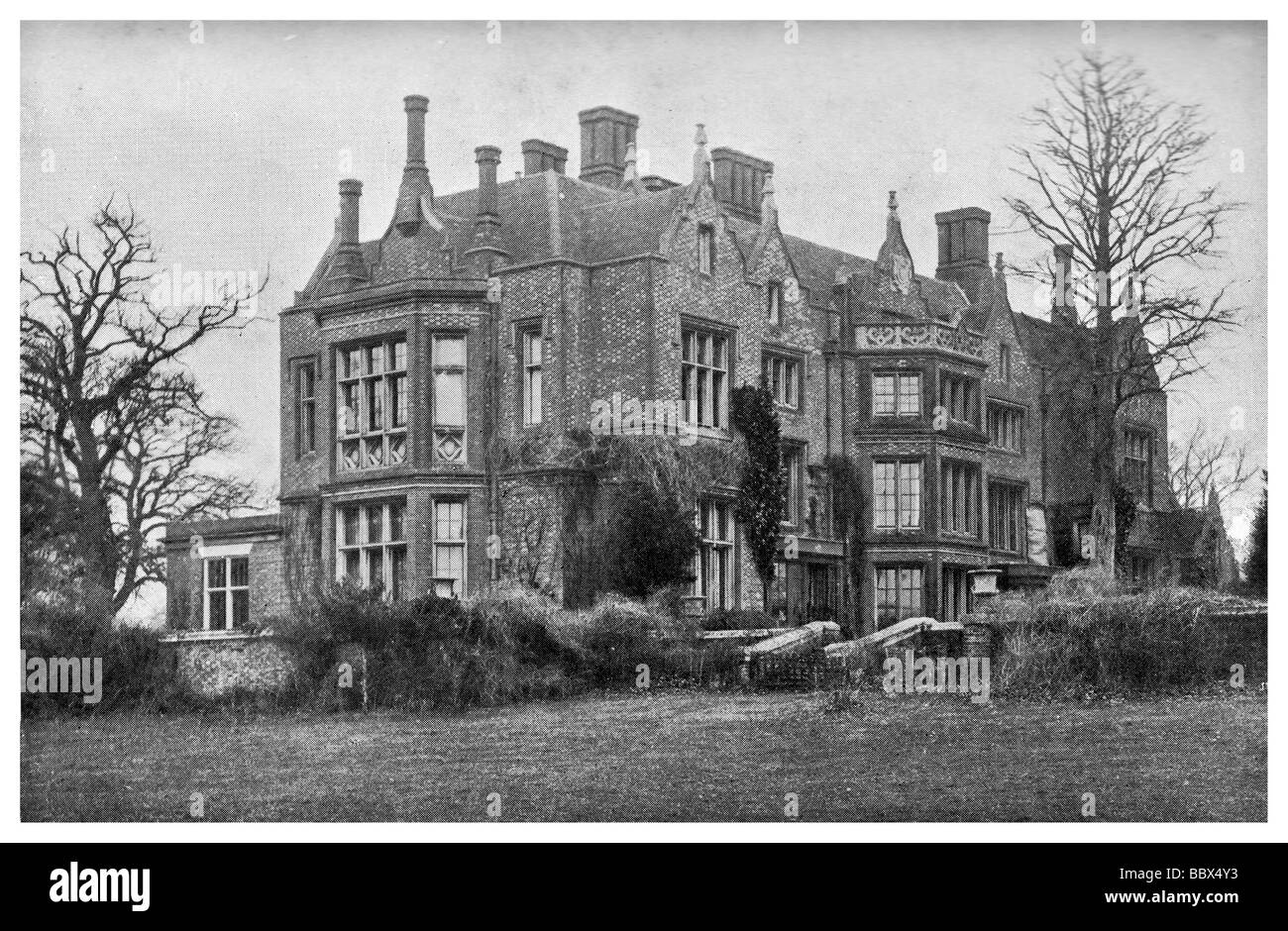 Embley Park In Romsey Hampshire England Photographed C1910
