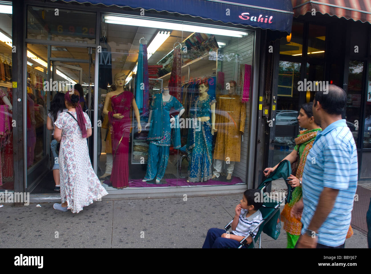 Jackson heights clothing stores