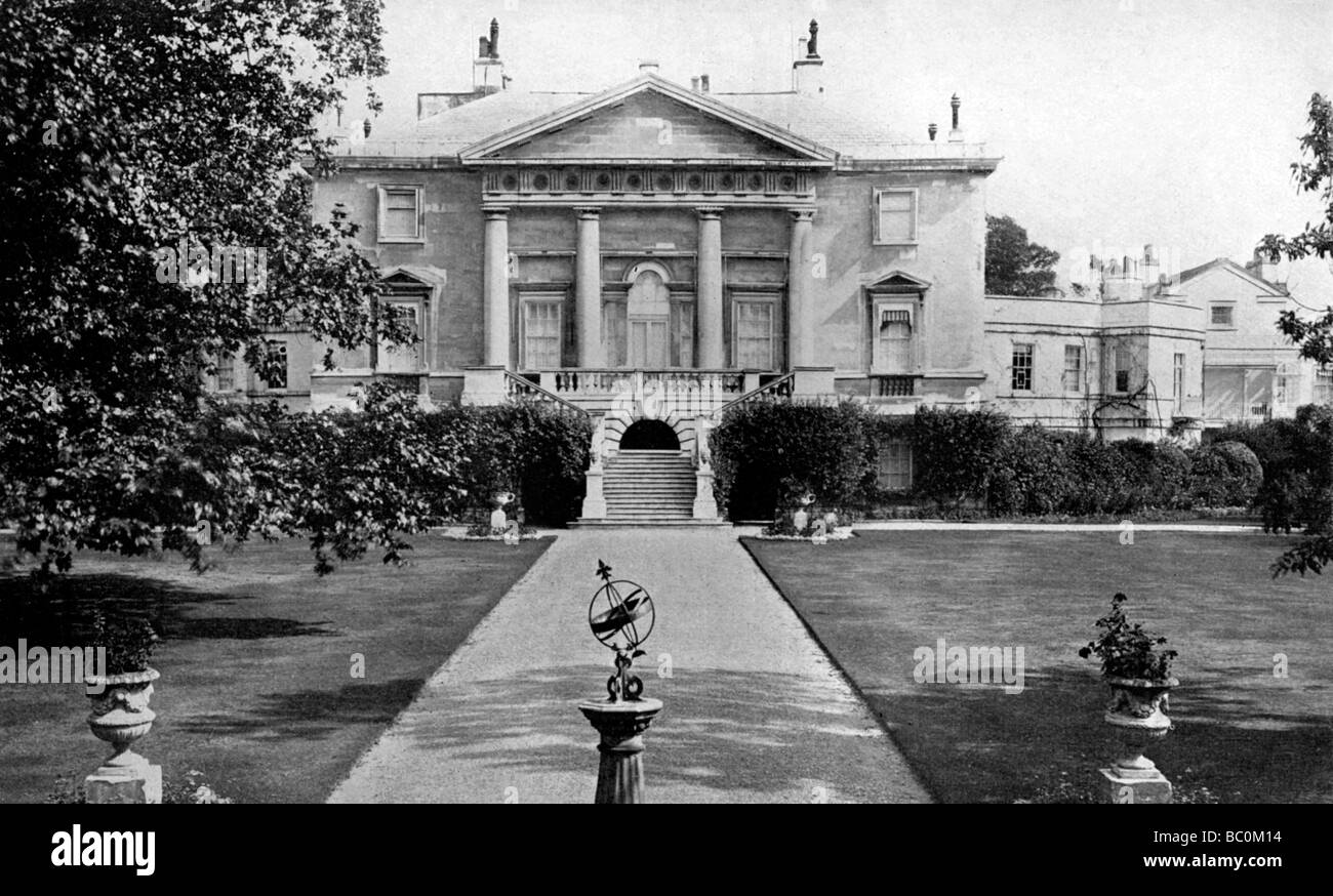 The White Lodge, Richmond Park, London, 1924-1926