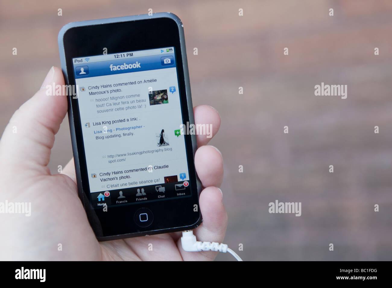 Приложения как ipod для touch
