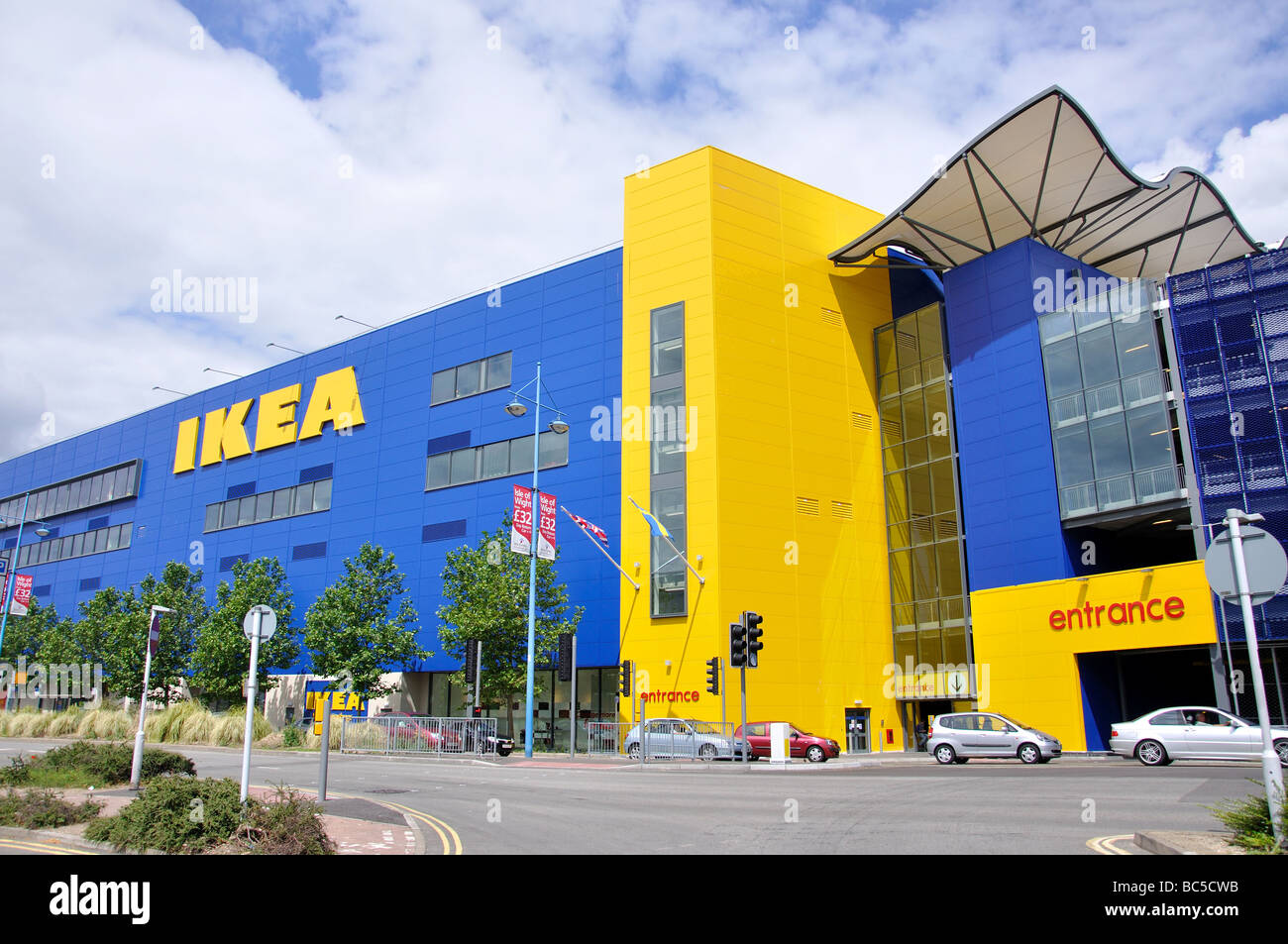 ikea superstore west quay road southampton hampshire