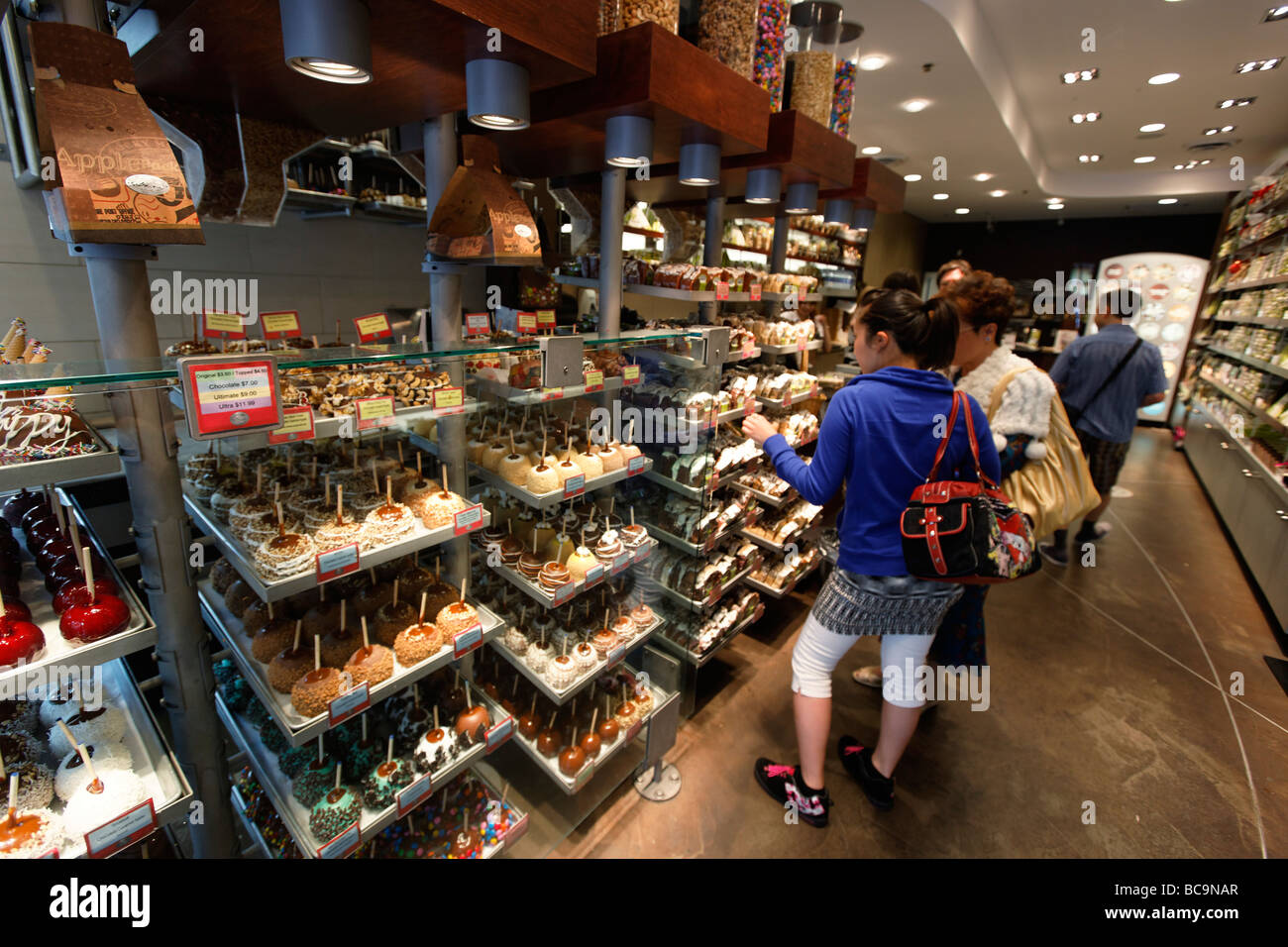 Rocky Mountain Chocolate Factory Shopping Vancouver City Canada ...