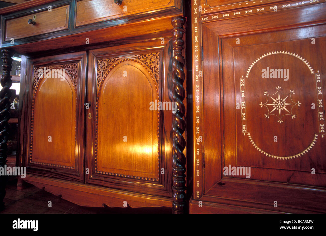 Antique Furniture Outlet Manila Philippines Stock Photo Royalty Free Image 24824377 Alamy