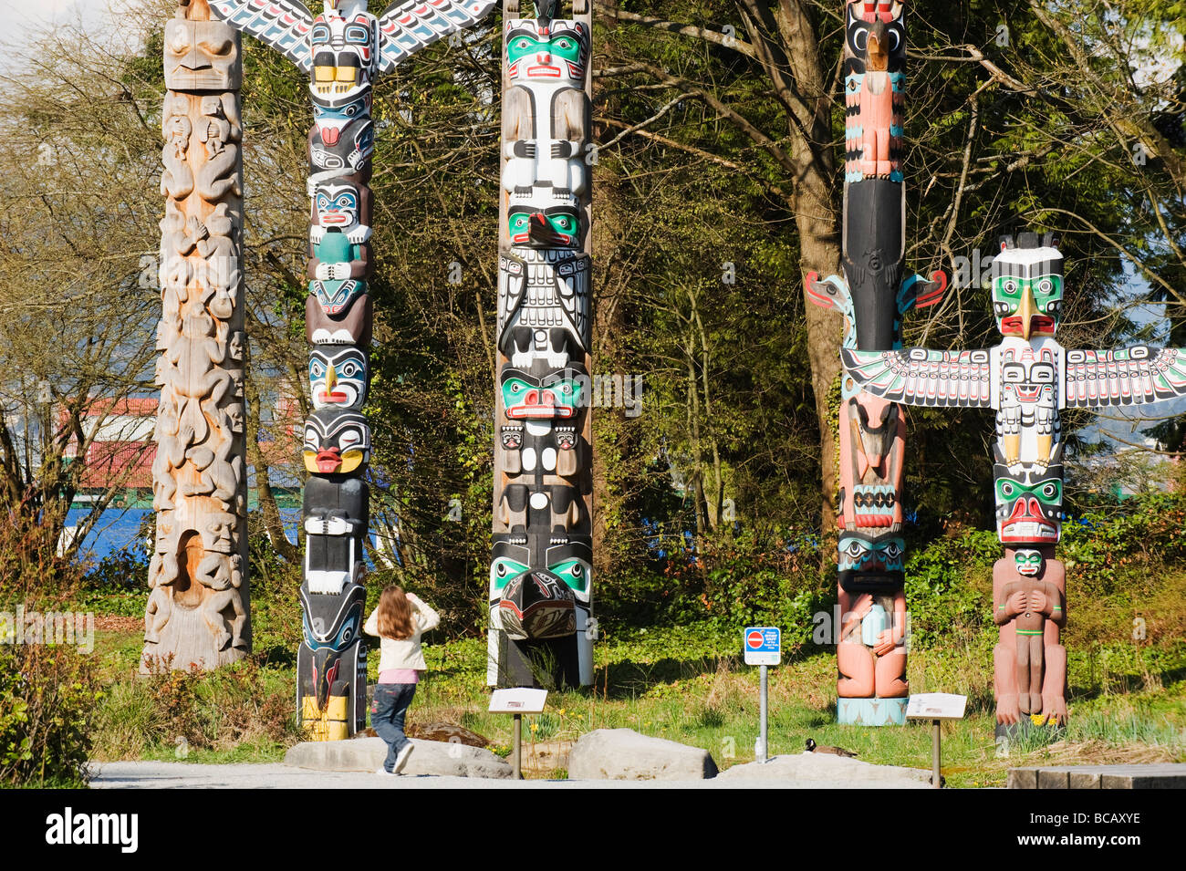 the history of totem poles in british columbia This feature-length documentary traces the journey of the haisla people to  reclaim the g'psgolox totem pole that went missing from their british columbia  village.