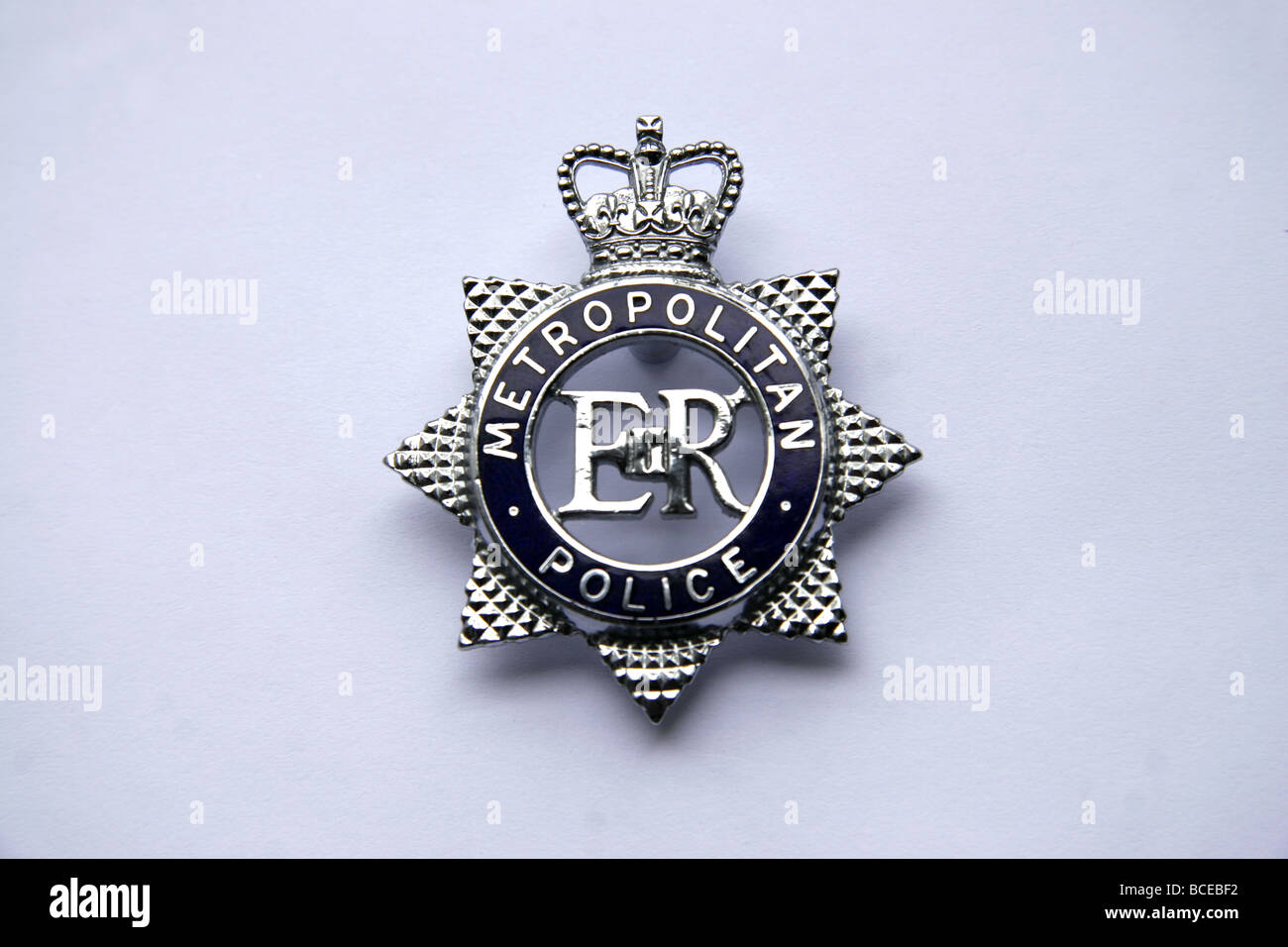 london metropolitan police badge stock photo royalty free image