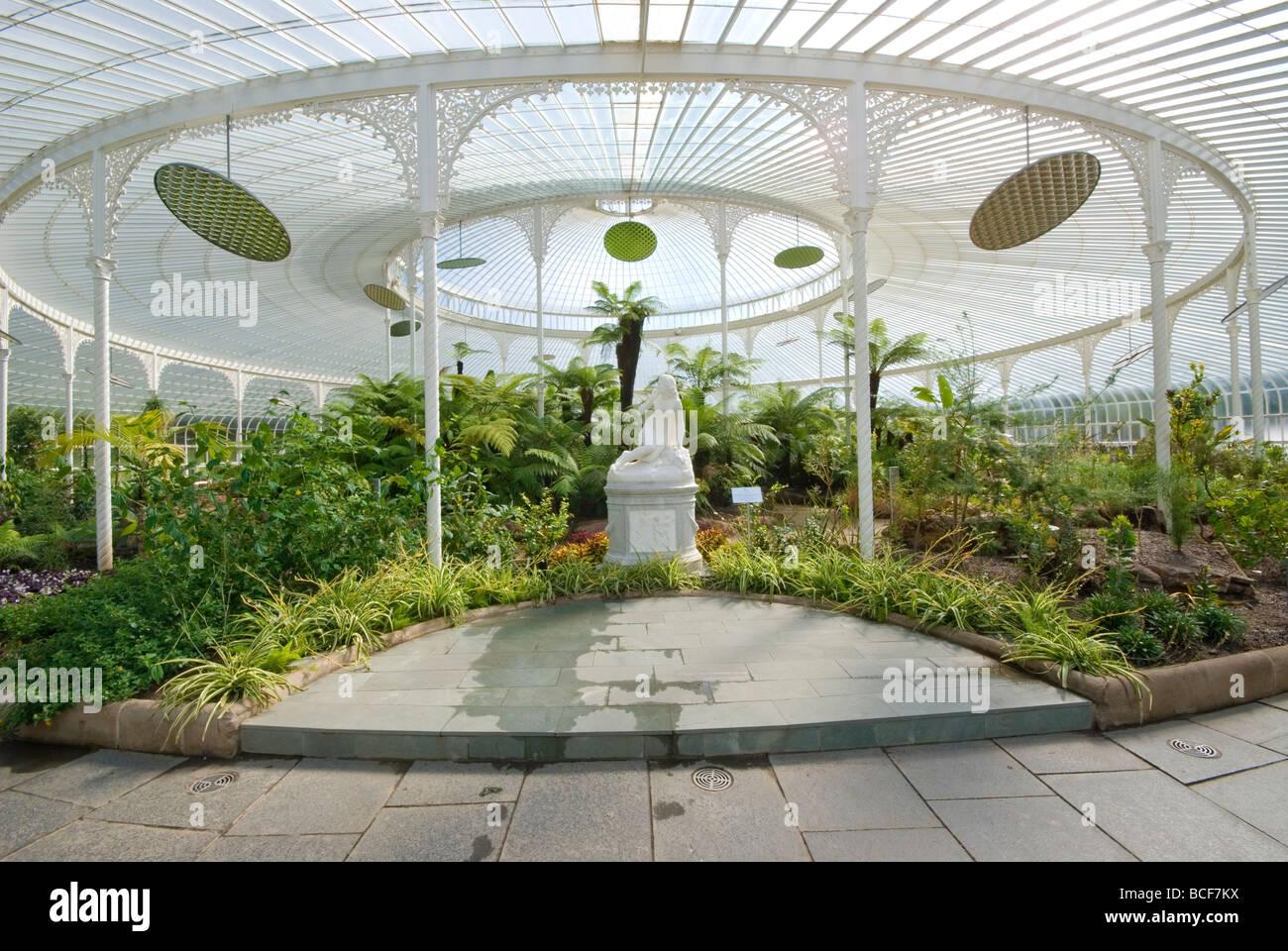 Botanic Gardens Glasgow Glass House