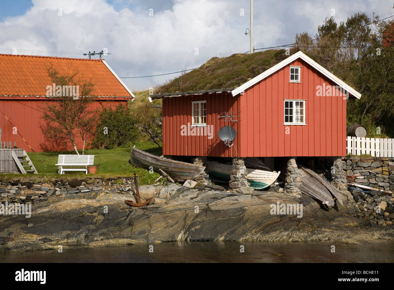 Vacation Cottage For Divers At Stromsholmen Seasportcenter