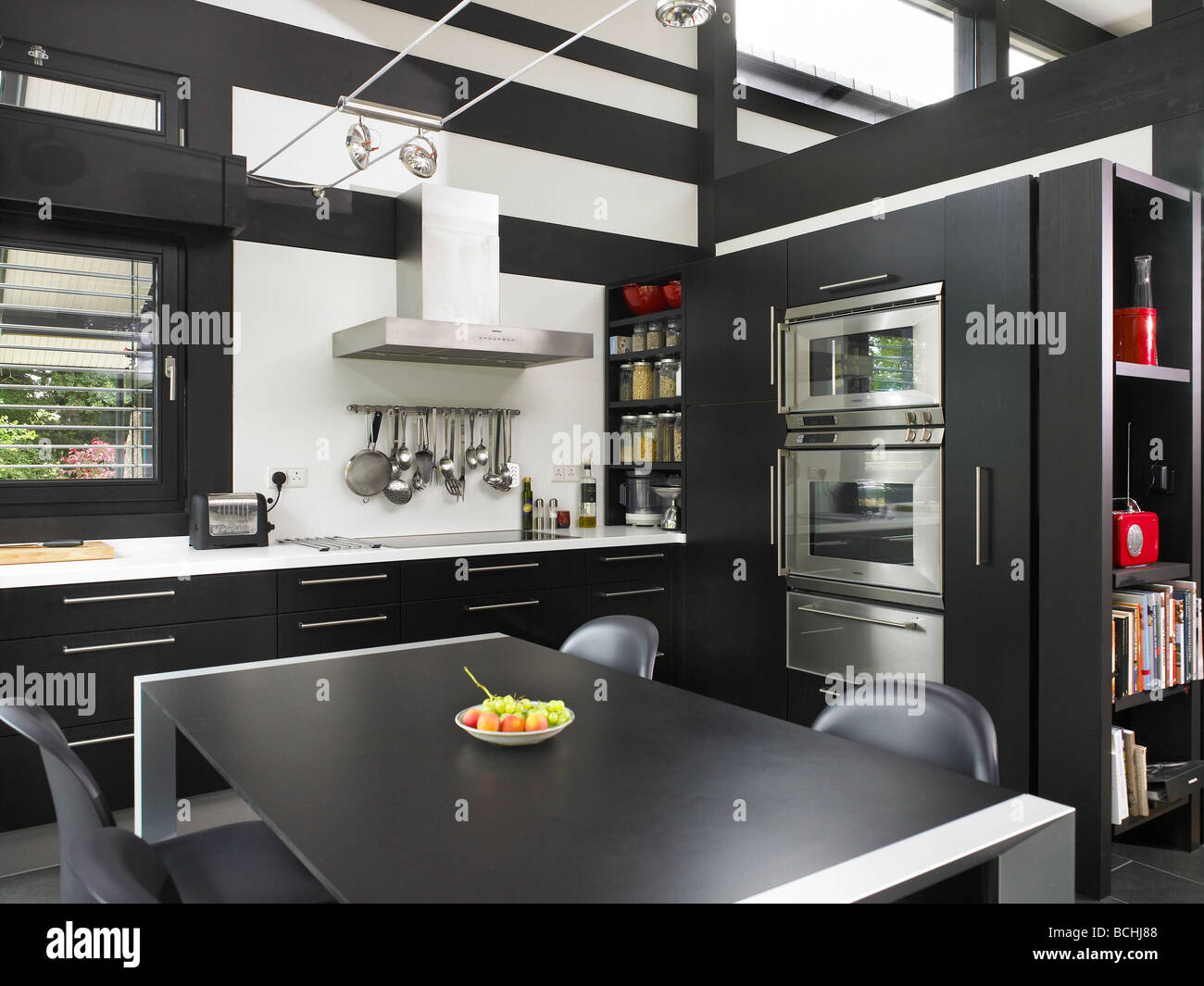 Self Build Huf Haus Kitchen Interior