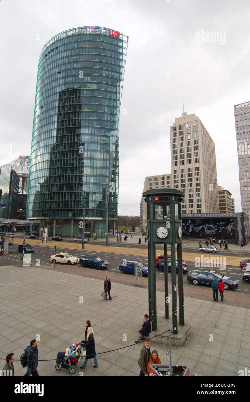 potsdamer platz germany