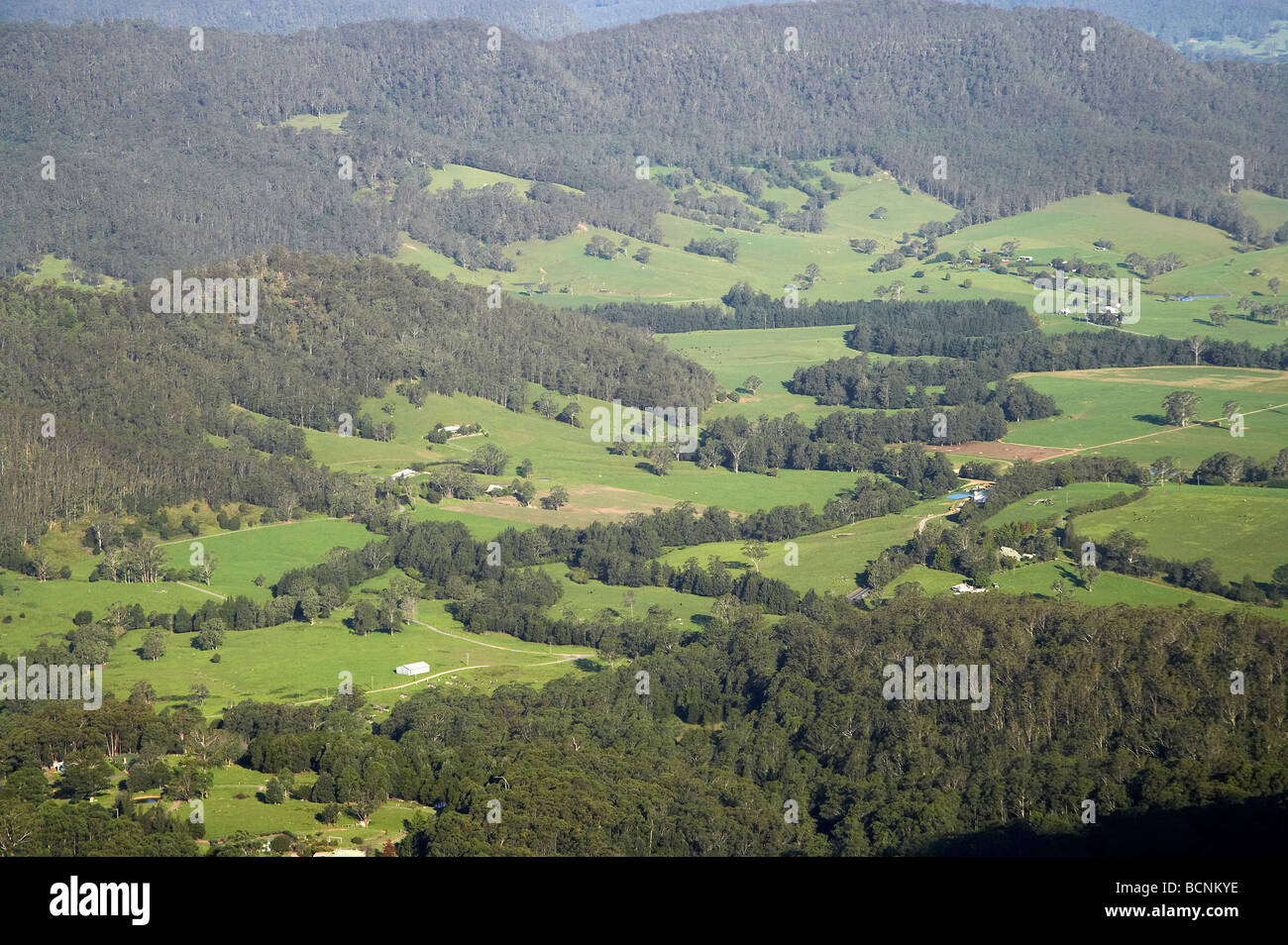 My Southern Highlands View Over Kangaroo Valley From