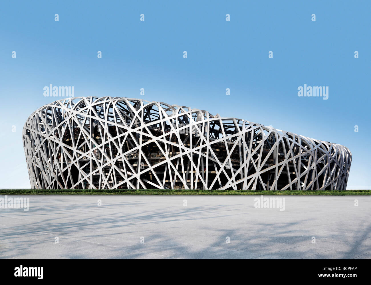 Bird s nest stadium beijing china wallpapers 27 for The bird s nest stadium