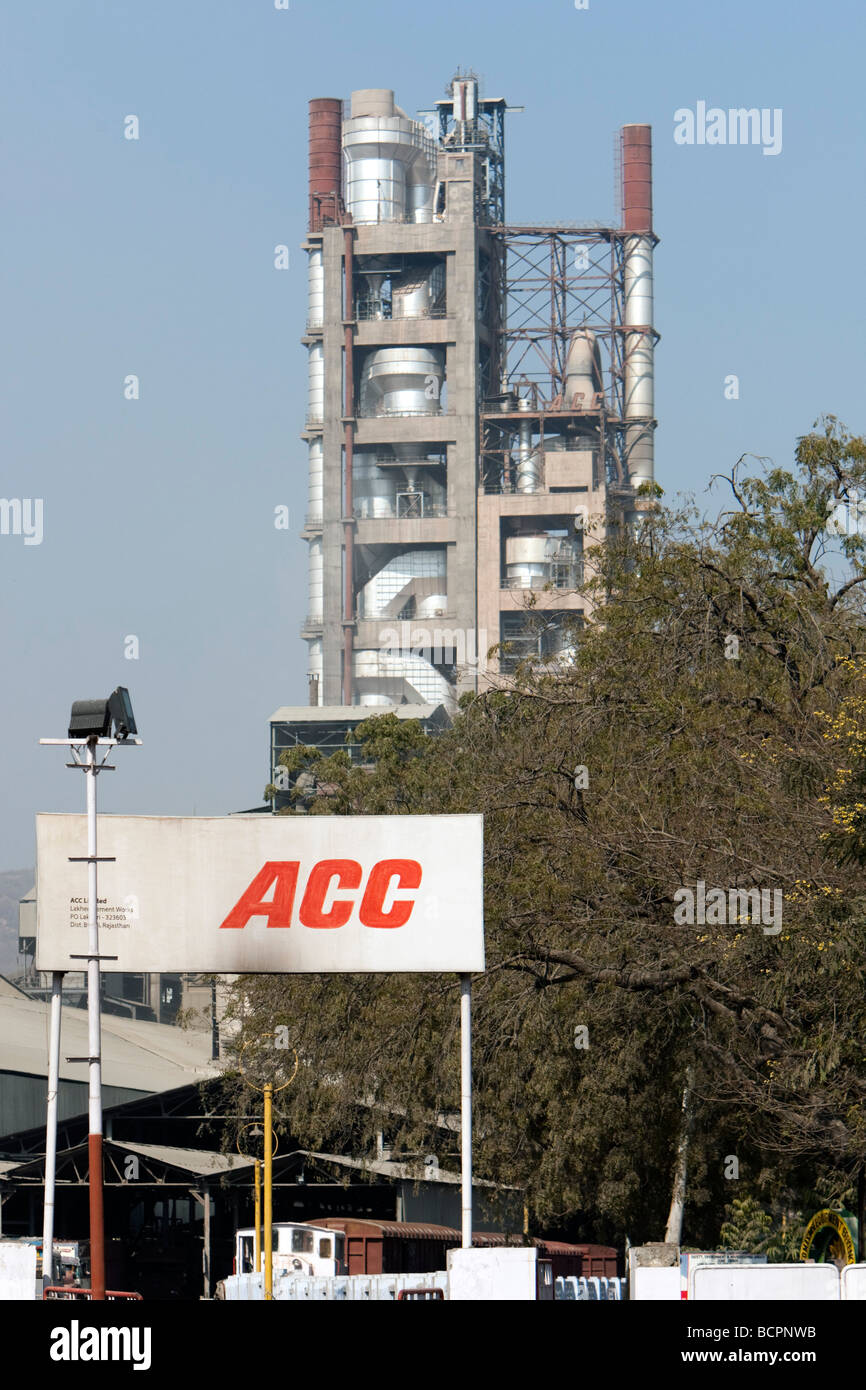 Associated Cement Companies : Acc cement company the oldest running plant in asia